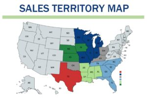 HPT Sales Territories